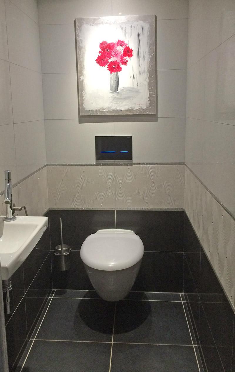 R novation salle de bain sanitaire chauffage la haye du theil eure for Amenagement toilette